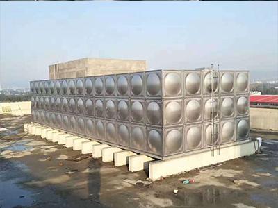 不锈钢水箱设备
